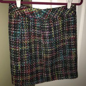 Loft Ann Taylor Skirt. Size 0
